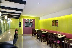 Indian Restaurant Interior Design Minimalist Impressive Decoration