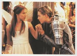 Image result for Romeo and Juliet stare across the room