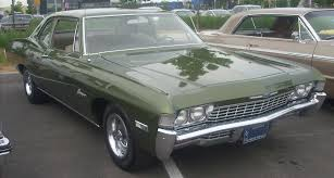 what new car did chevy release in 1968Top 5 Investment Grade Chevy Musclecars You Can Still Afford
