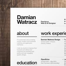 Good Resume Fonts Cool Best Font For Resumes Colbroco