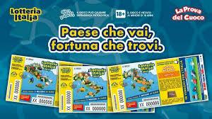 Diretta Lotteria Italia, l'estrazione di stasera in tv e ...