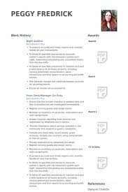night auditor resume samples   visualcv resume samples databasenight auditor resume samples
