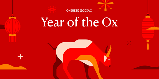 When choosing a dress and decorating your home for the new year of the ox 2021, use a calm color scheme: Year Of The Ox Fortune And Personality Chinese Zodiac