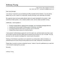 Entry Level Medical Office Administration Jobs Cover Letter For
