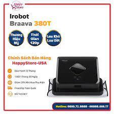 Robot Lau Nhà iRobot Braava 380t – Siêu Thị Robot Hút Bụi, Robot Lau Nhà,  Máy Hút Bụi Dyson