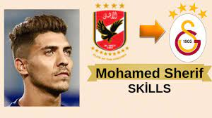 Mohamed Sherif | Welcome to Galatasaray? | Amazing Skills, Best Goals,  Dribbling 2021 HD - YouTube
