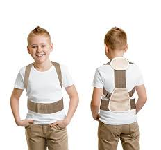 Posture Brace For Children: Poscure Premium Quality 4 Kids Teens