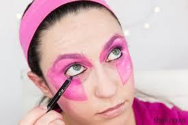 jem halloween makeup tutorial step 9