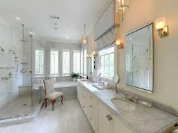 Big Canoe Model Homes contemporary-bathroom