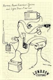 electronic ignition circuit diagram the wiring diagram lowbrow customs motorcycle wiring diagram boyer electronic circuit diagram