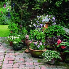 Small Picture Flower Gardening In Containers Cute Garden Ideas Picturesque