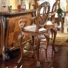 michael amini dining room craigslist. dining room tuscano biscotti finish traditional round table set aico michael amini oppulente craigslist a