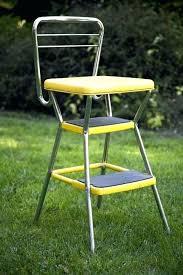 counter chair step stool retro step stool retro kitchen step stool retro counter chair step stool