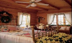 Log Cabin Bedroom Decorating Rustic Log Cabin Interiors Log Cabin Interior Decorating 3