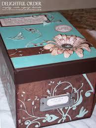 Decorative Shoe Box Delightful Order Greeting Card Box Gift Idea 37
