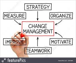Change Management Flow Chart Image