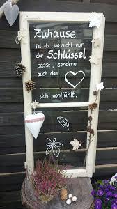 Upcycling Altes Fenster Garten Sprüche Garten Alte Fenster