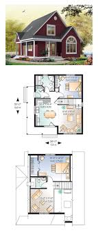 beautiful tiny cottages floor plans 7