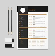 Behance Resume Template Free Cv Resume Ndesign Pdf Template On Behance Resume Templates 1