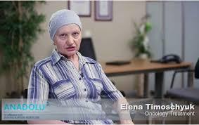 Елена Тимощук Россия г Екатеринбург   На данный момент я прошла уже 6 курсов химиотерапии сейчас прохожу контрольное обследование чувствую себя прекрасно