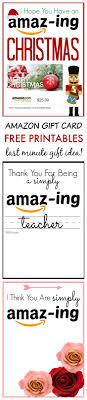 amazon gift card printable cards amazon gift card printables