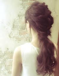 ヘアアレンジ ロング Nbー022 ヘアカタログ髪型ヘアスタイル