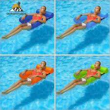 OCEANHigh Quality <b>Inflatable Floating Row</b> Nylon <b>PVC</b> Swimming ...