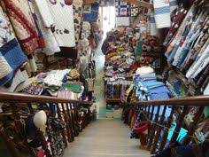 Little Foot Quilt Shop - Evans City, PA | Shopping | Pinterest ... & This is Obie's in Goodville, PA it's near Lancaster. Fabric stacked from  floor to · Quilt ShopsAmish ... Adamdwight.com