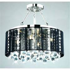 chandeliersdrum shade crystal chandelier lovely best of chandeliers with lamp shades light and