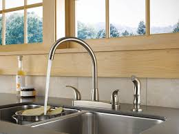 rless p299578lf ss choice two handle kitchen faucet stainless steel