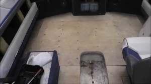 fix for a rotten boat floor part