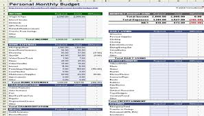 Budget Worksheets Excel 7 Free Excel Templates To Help Manage Your Budget Make