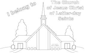Lds Family Coloring Pages 488websitedesigncom