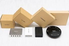 Битва настольных <b>USB</b> зарядных устройств от самых ...