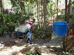 Image result for pengiriman bantuan air