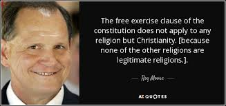 Roy Moore Quotes