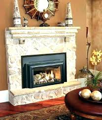 convert gas fireplace to wood burning stove converting back t