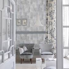 Small Picture Designers Guild Marmorino Wallpaper Houseology