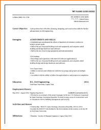 How To Do A Resume For Free Template Resume Free Best Resume And CV Inspiration 67