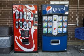 Used Pepsi Vending Machines Mesmerizing Vending Machine For Homeless Just Launched In UK And Will Soon Debut