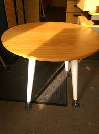 office side tables. Small Round Office Meeting Table / Small Side Tables 1