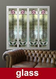 Elegant ... Glass Window Shutters In Renee Mcintosh Style Green