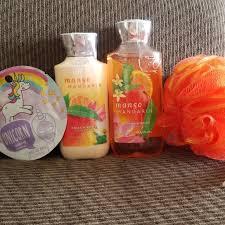 face mask shower gel lotion sponge