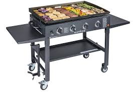 t highly rated blackstone 36 inch outdoor flat top gas grill griddle station