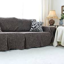 gray couch slipcover grey couch covers