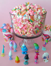 trolls party food ideas a giant list of snacks desserts cupcakes cakes