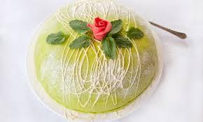 Swedish Princess Torte Recipe Food The Guardian