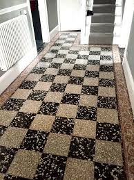black and white diamond tile floor. Black And White Terrazzo Tiles After Cleaning Windermere Diamond Tile Floor