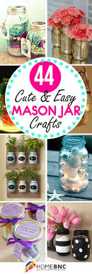Crafts With Mason Jars Best 25 Mason Jar Diy Ideas On Pinterest Jar Crafts Mason Jar