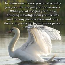 Peaceful Mind Peaceful Life Quotes Best Inspirational Quotes About Peace And Love 48 QuotesBae
